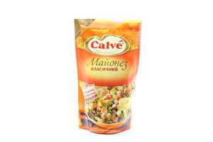 Майонез 30% Классический Calve д/п 192г