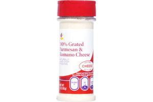 Ahold Cheese Parmesan & Romano 100% Grated