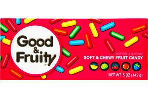 GOOD & FRUITY Candy, 5-Ounce Box