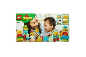 LEGO® DUPLO® My First Мои первые эмоции 10861