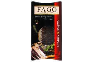 Грудка Faro качина в`ялена із сумішшю перців 90г x20