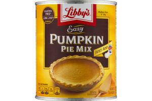 Libby's Easy Pumpkin Pie Mix