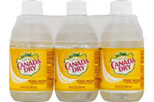 Canada Dry Tonic Water - 6 PK