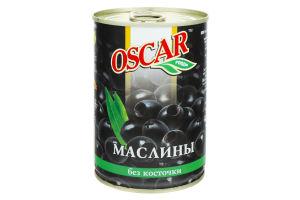 Маслини без кісточки Oscar з/б 425г