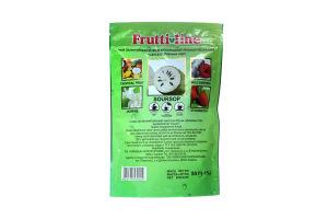 Чай зеленый Frutti Line с саусепом