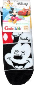 Носки дет Conte-kids Disney 17С126 чер/сер р20 348