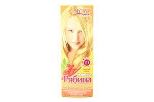 Крем-краска для волос Рябина Мокрый песок №111 Acme Color