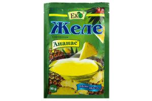 Желе ананас Еко 90г