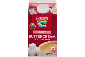 Horizon Organic Buttercream Dairy Creamer Sweet