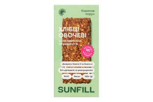 Хлебцы овощные SunFill к/у 100г