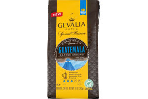 Gevalia Kaffe Special Reserve Ground Coffee Guatemala