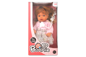 Лялька Ledy Toys Baby Doll Bonnie art.LD9902B х6