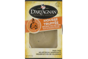 D'Artagnan Mousse Truffee