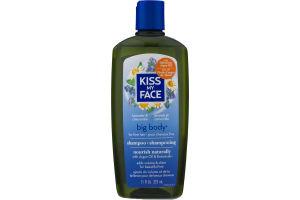 Kiss My Face Shampoo Big Body Lavender & Chamomile