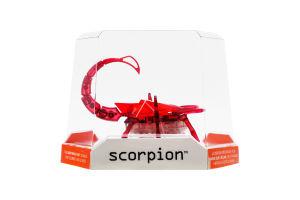 Нано-робот для детей от 3лет №409-6592 Scorpion Hexbug 1шт в ассорт
