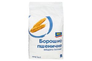 Мука пшеничная Aro м/у 5кг