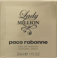 Парфумована вода жіноча Lady Million Paco Rabanne 30мл