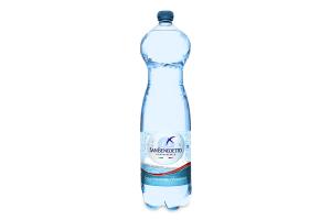 Вода минеральная среднегазированная San Benedetto п/бут 1.5л