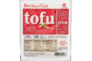 House Foods Tofu Firm