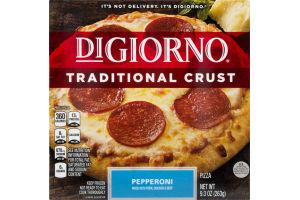 DiGiorno Traditional Crust Pizza Pepperoni