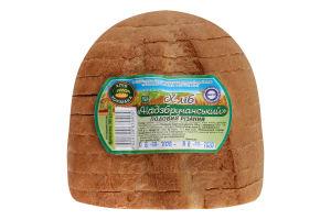 Хлеб подовый нарезной Надзбручанский Хліб Токмака м/у 300г