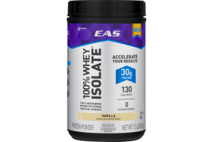 EAS 100% Whey Isolate Vanilla