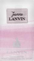 Парфумована вода жіноча Jeanne Lanvin Lanvin 30мл