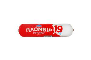 Морозиво 19% Пломбір Хладик м/у 500г