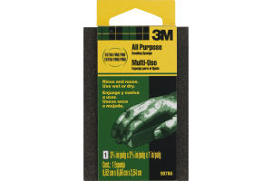3M All Purpose Sanding Sponge