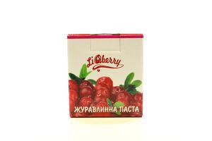 Паста LiQberry Журавлинна с/б 550г х9