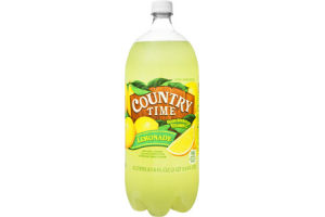Country Time Lemonade Flavored Drink