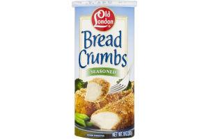 Old London Bread Crumbs Seasoned