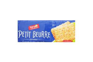 Печенье с отрубями Petit Beurre Yarych м/у 155г