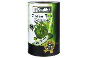Чай Qualitea зелений Soursop Allure 100г