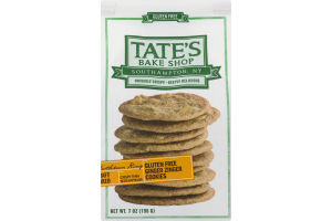 Tate's Bake Shop Ginger Zinger Cookies
