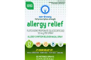 Smart Sense Allergy Relief Nasal Spray