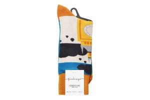 Шкарпетки Feeelings Creative №467 41-46 Англія