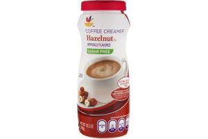 Ahold Hazelnut Sugar Free Coffee Creamer