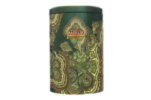 """Чай Basilur Східна колекція Мароканська м'ята"""" ж/б 100г x12"""""""