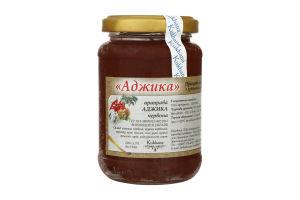 Приправа Аджика с грецким орехом Kukhana с/б 200г
