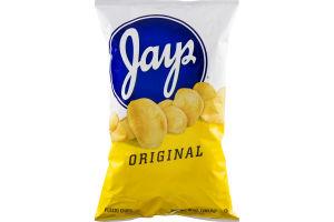 Jays Original Potato Chips
