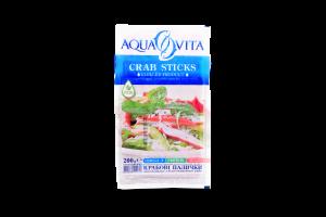 Крабові палички Aqua Vita охолоджені 200г х11