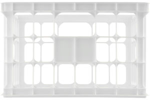 United Solutions Large Crate White