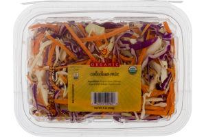 Sunbelt Organic Coleslaw Mix