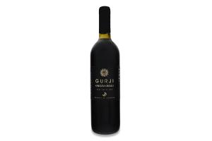 Вино 0.75л 12.5% червоне напівсолодке Kindzmarauli Gurji пл
