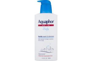Aquaphor Baby Care Gentle Wash & Shampoo