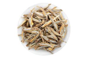 Анчоусы солено-сушеные ТОВ Вогні Гестії кг