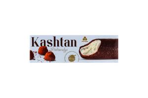 """Морозиво ескімо """"Каштан Полтавський"""" пломбір в глазурі зі смаком трюфеля 65 гр, Рудь"""