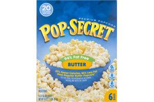 Pop-Secret Popcorn Butter - 6 CT
