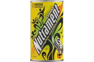 Nestle Nutrition Nutrament Complete Nutrition Drink Banana